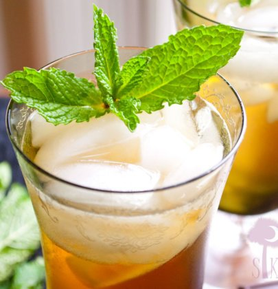 Thin Mint Julep