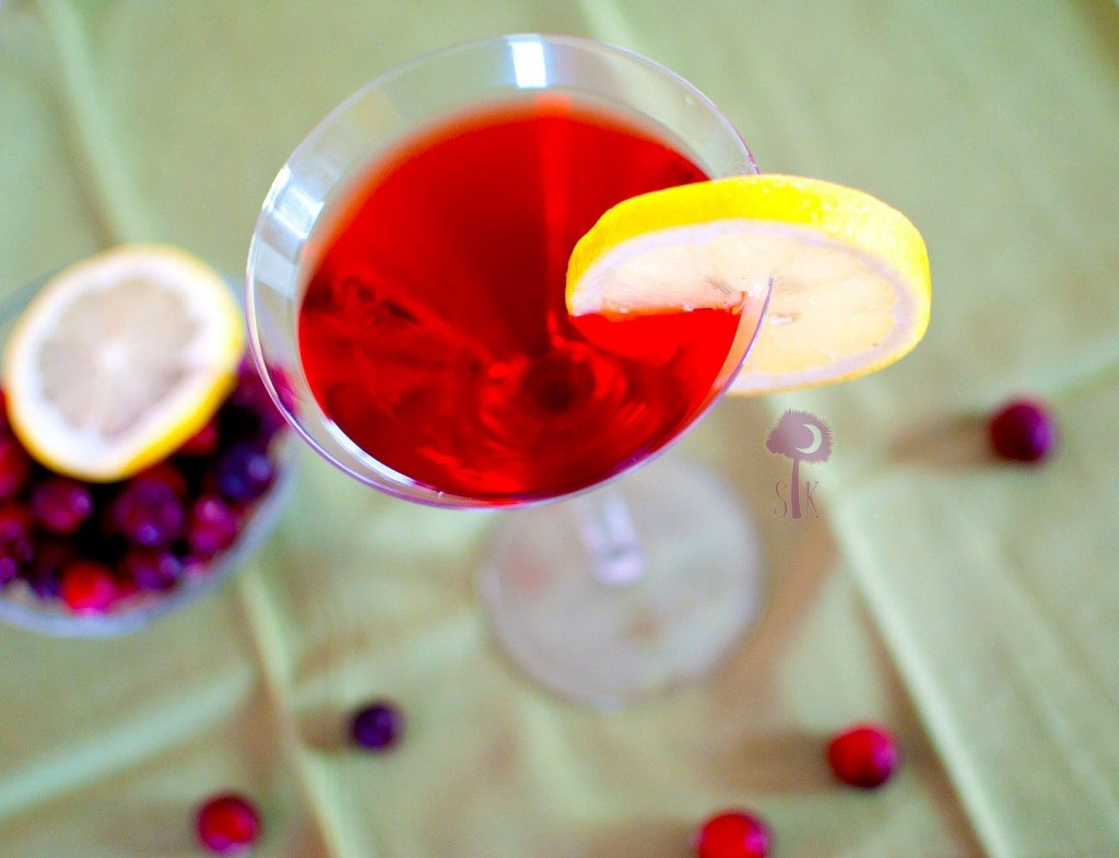Candy Apple Cosmo
