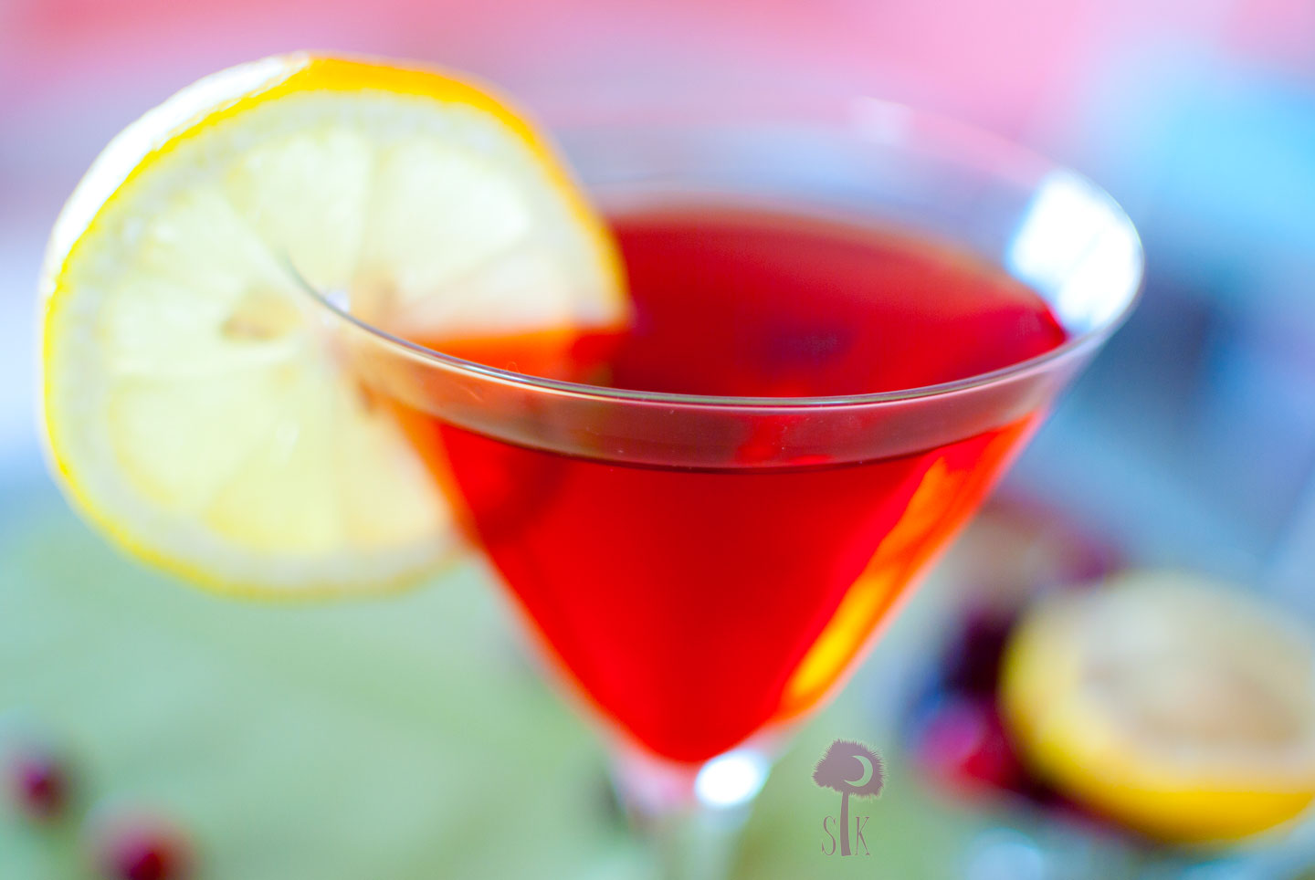 How to make a candy apple martini