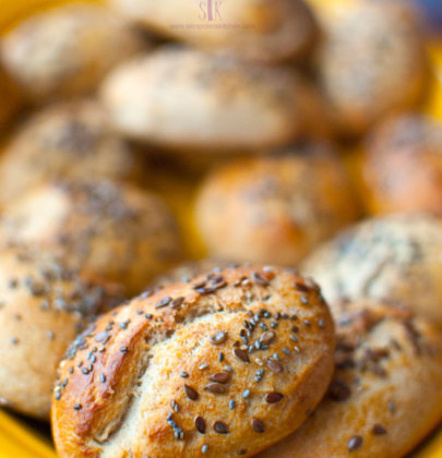 Whole Wheat Quick Rolls