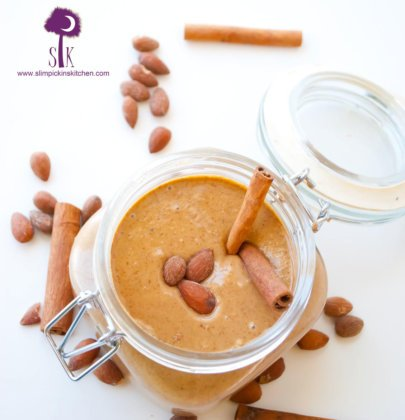Homemade Cinnamon Peanut-Almond Butter