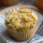 Apple Cheese Danish Muffins | Grain Free, Gluten Free, Sugar Free Muffin