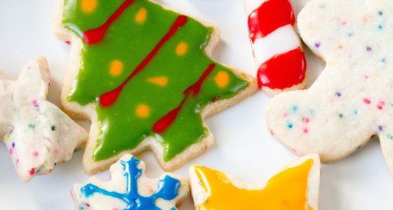 Easy Cut-Out Shortbread Cookies
